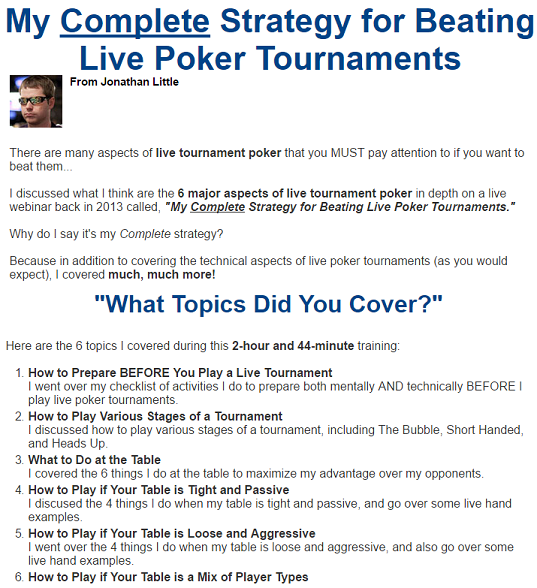 beating-live-poker-touraments